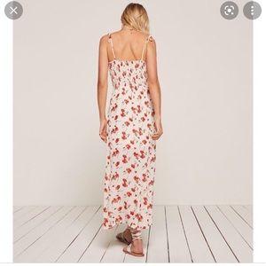 ‼️SALE‼️Reformation Sylvie Floral Midi Dress NWOT
